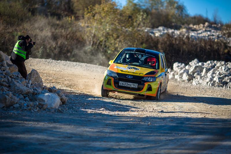 Lada Sport Rosneft Rally отправляется на финальный этап чемпионата России по классическому ралли.