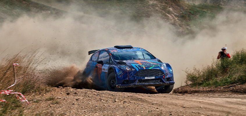Фотоотчет Rally Battle 2021 Stage 4