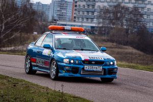 Russian rally Championship