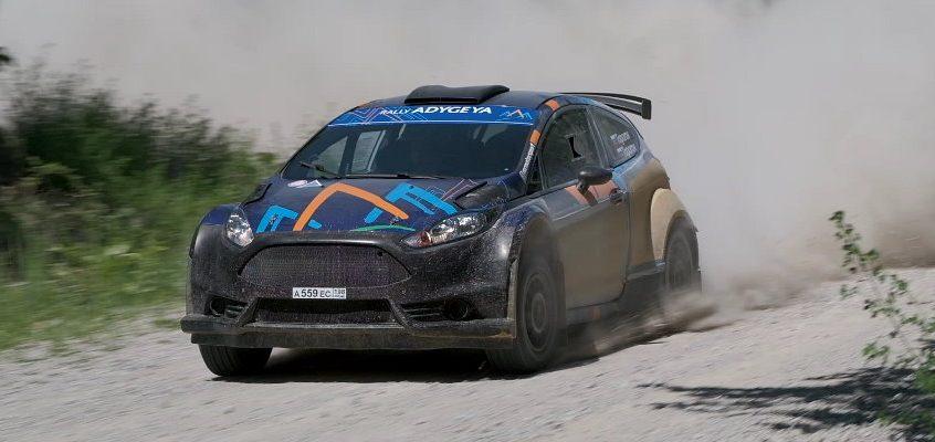 1 этап ЧКК по Ралли 2021 — Rally Battle 2021 Stage 1