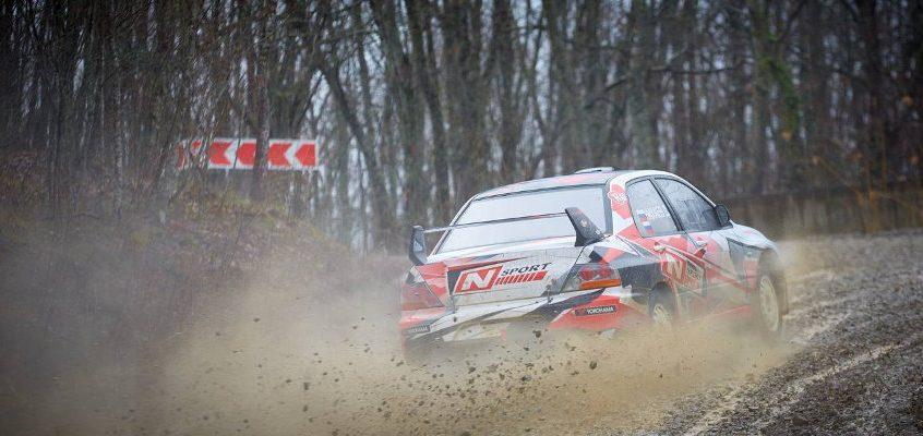 2 этап ЧКК по Ралли 2021 — Rally Battle 2021 Stage 2