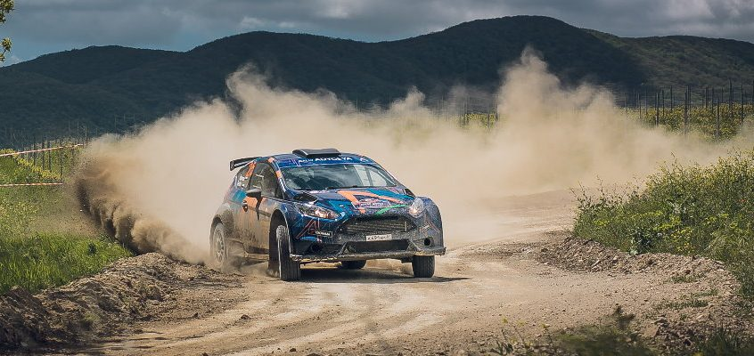 4 этап ЧКК по Ралли 2021 — Rally Battle 2021 Stage 4