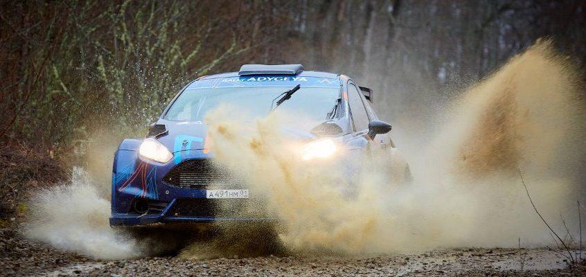 Результаты Rally Battle 2021 Stage 1
