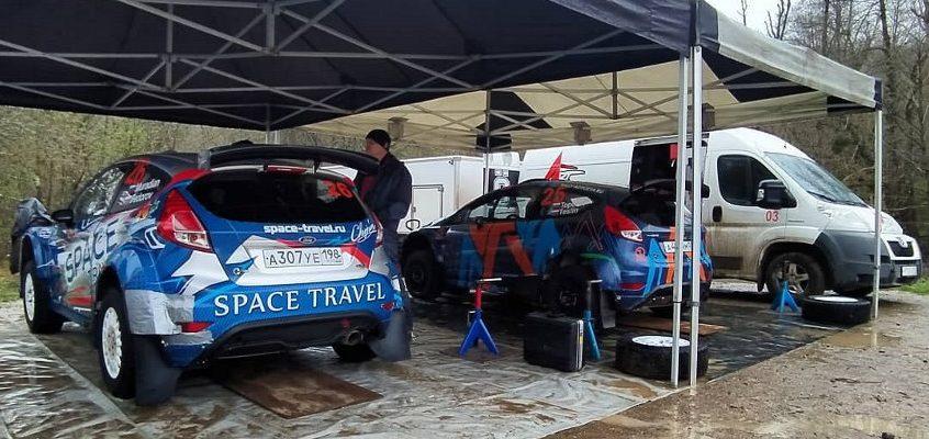 Результаты Rally Battle 2021 Stage 2
