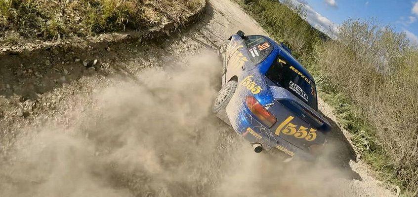 Результаты Rally Battle 2021 Stage 3