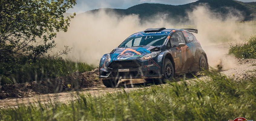Результаты Rally Battle 2021 Stage 4